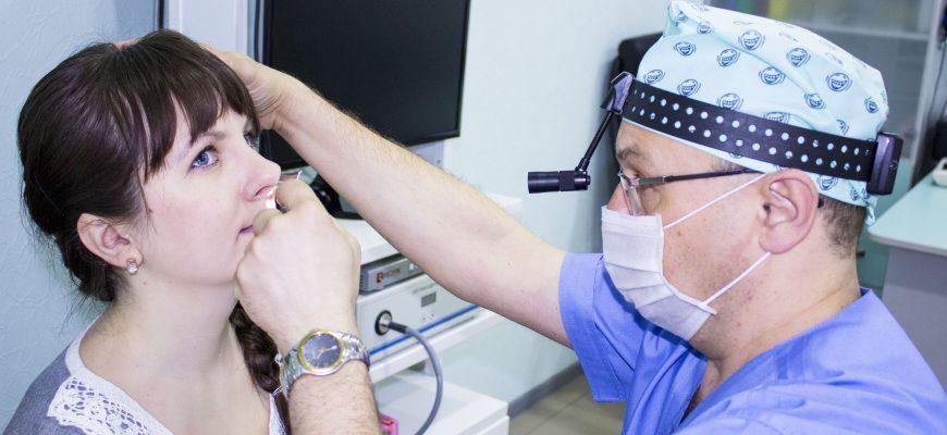 Анемізація носових раковин