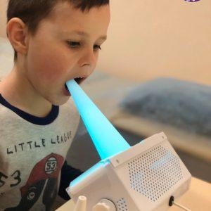 Фізіотерапія / КУФ/ Тубус- кварц носа, зіву, вуха.