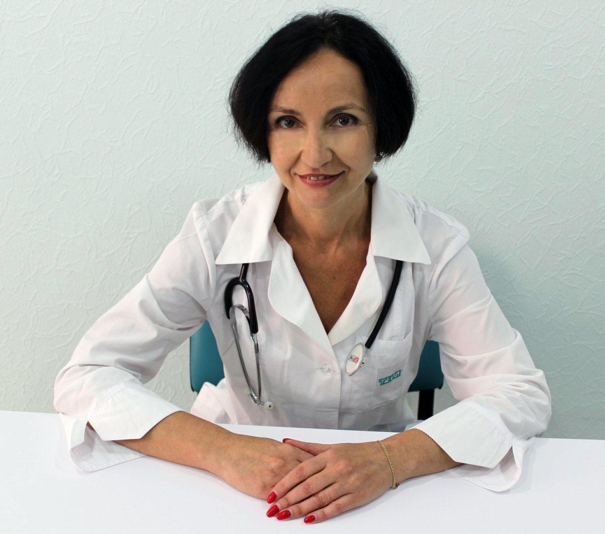 Лікар-кардіолог